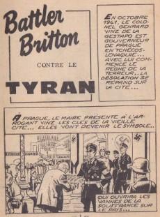 Extrait de Battler Britton -56- Contre le tyran