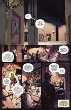 Extrait de Marvel Boy: The Uranian (2010) -3- Man of two worlds
