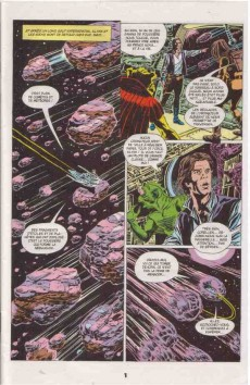 Extrait de Star Wars (Comics Collector) -48- Numéro 48