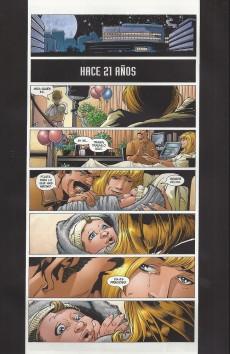 Extrait de Ultimate Fantastic Four -1- Lo fantástico (parte 1 y 2)