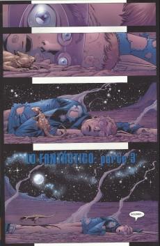 Extrait de Ultimate Fantastic Four -2- Lo fantástico (parte 3 y 4)