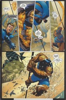Extrait de Ultimate Fantastic Four -3- Lo fantástico (parte 5 y 6)