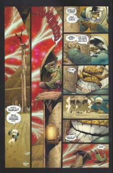 Extrait de Ultimate Fantastic Four -9- Zona-n (parte 5 y 6)