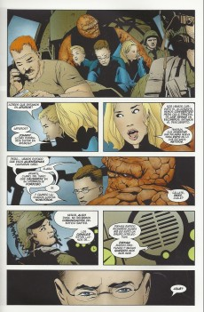 Extrait de Ultimate Fantastic Four -10- Grupo intelectual (1 & 2)