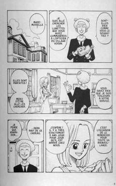 Extrait de One Piece -4a01- Un chemin en pente raide