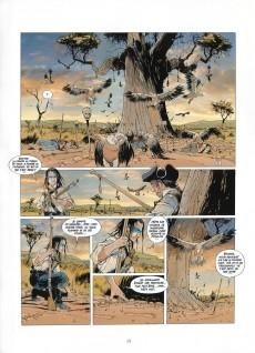 Extrait de Black Crow -3- L'Arbre aux Hollandais