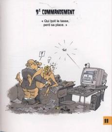 Extrait de Les 40 commandements - Les 40 commandements du divorce