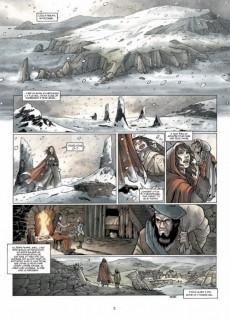 Extrait de Hannibal Meriadec et les larmes d'Odin -INT- Intégrale Tome 1 à 3
