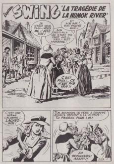 Extrait de Capt'ain Swing! (1re série) -203- La tragédie de la Numok River