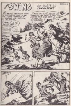 Extrait de Capt'ain Swing! (2e série - Mon Journal) -49- En quête du purgatoire