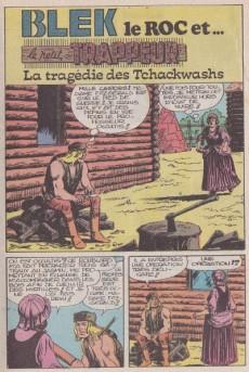 Extrait de Blek (Les albums du Grand) -451- La tragédie des tchackwashs