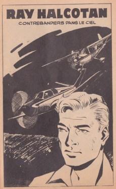 Extrait de Ray Halcotan -6- Contrebandiers dans le ciel