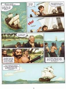 Extrait de Sept -3b11- Sept pirates