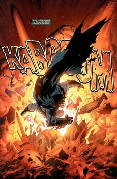 Extrait de Batman (2011) -4- Face the court