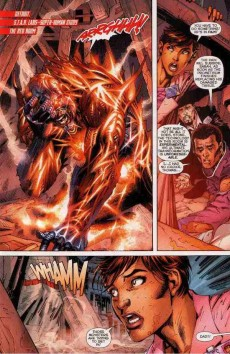 Extrait de Justice League (2011) -4- Justice League part 4