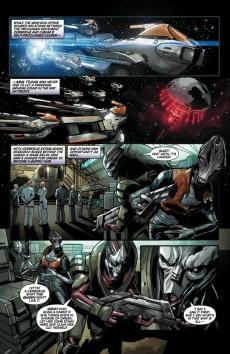 Extrait de Mass Effect: Invasion (2011) -1- Invasion 1