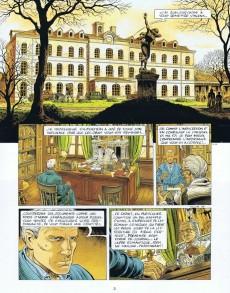 Extrait de Le prince de la Nuit -4- Le journal de Maximilien