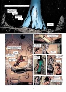 Extrait de 42 Agents Intergalactiques -5- Cal'Han (2/2) - Âmes sœurs