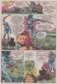 Extrait de Superman (Poche) (Sagédition) -97- Superman et les maîtres de l'univers
