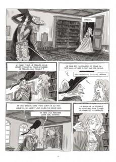 Extrait de Milady de Winter -2- Tome 2