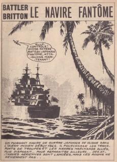Extrait de Battler Britton (Imperia) -189- Le navire fantôme