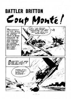 Extrait de Battler Britton (Imperia) -149- Coup monté !