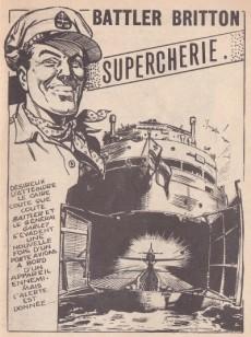 Extrait de Battler Britton -148- Supercherie