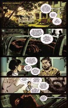 Extrait de Marvel Heroes Extra (Marvel France - 2010) -9- La planète rouge