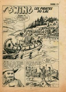 Extrait de Capt'ain Swing! (1re série) -171- Les pirates du lac
