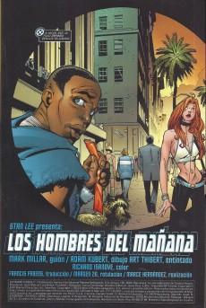 Extrait de Ultimate X-Men (en espagnol) -1- Los hombres del mañana (1)