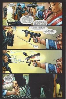 Extrait de Ultimate X-Men (en espagnol) -5- Retorno a arma X (2 & 3)