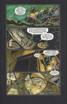 Extrait de Ultimate X-Men (en espagnol) -9- Gira mundial (1 & 2)