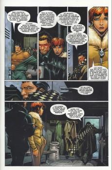 Extrait de Ultimate X-Men (en espagnol) -10- Gira mundial (3 & 4)