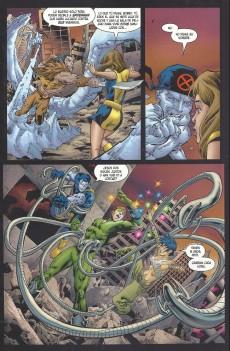 Extrait de Ultimate X-Men vol.2 (en espagnol) -1- El sacrificio definitivo