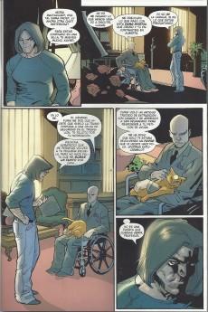Extrait de Ultimate X-Men vol.2 (en espagnol) -2- Norte magnético (1 & 2)