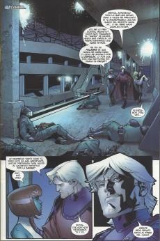 Extrait de Ultimate X-Men vol.2 (en espagnol) -4- Norte magnético (5)