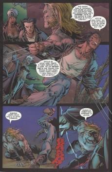 Extrait de Ultimate X-Men vol.2 (en espagnol) -5- Noche de citas (2 & 3)