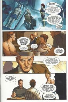 Extrait de Ultimate X-Men vol.2 (en espagnol) -6- ¿fénix?
