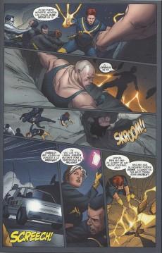 Extrait de Ultimate X-Men vol.2 (en espagnol) -7- ¿fénix? (3/3) ; mágico (1/3)