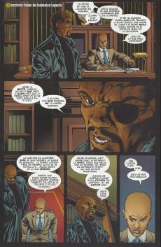Extrait de Ultimate X-Men vol.2 (en espagnol) -8- Mágico