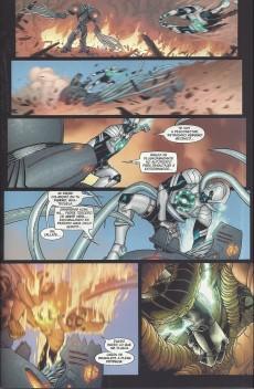 Extrait de Ultimates & Ultimate X-Men (Special) -4- Secreto (2 & 3)