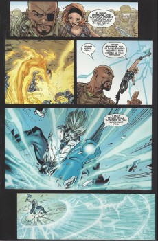Extrait de Ultimates & Ultimate X-Men (Special) -5- Secreto (4) & Visiones