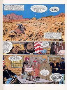 Extrait de Blueberry -20a1982- La Tribu fantôme