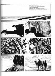 Extrait de Corto Maltese (2011 - En noir et blanc) -6- Les Éthiopiques