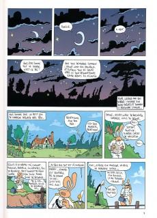 Extrait de Lapinot (Les formidables aventures de) -8- Vacances de printemps