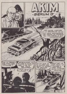 Extrait de Akim (1re série) -563- Sérum