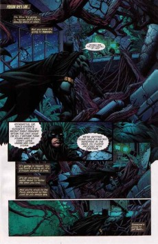 Extrait de Batman: The Dark Knight (2011) -4- Welcome to the jungle