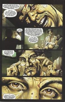 Extrait de Ultimates 2 (The) (en espagnol) -6- El gran robo de américa - el eje del mal