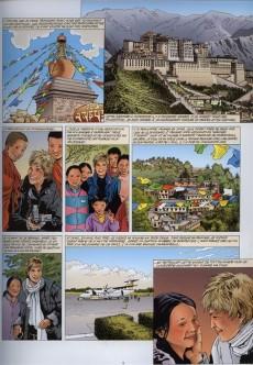 Extrait de Tibet - L'Espoir dans l'exil