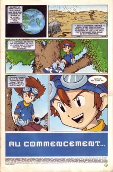 Extrait de Digimon (en comics) -1- La BD de la série télé !